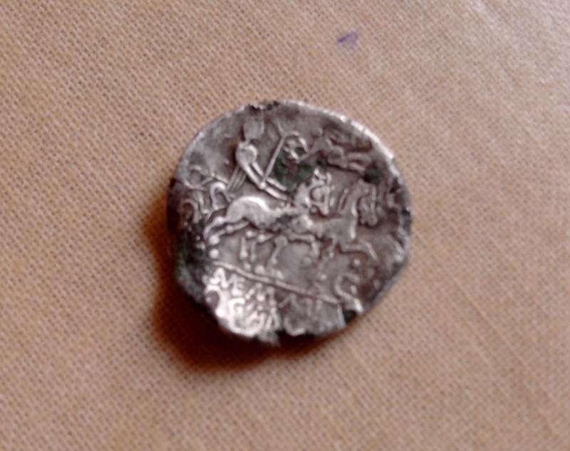 Denier (fourré) de la République de Memmia 130-102 Av.Jc Dik110