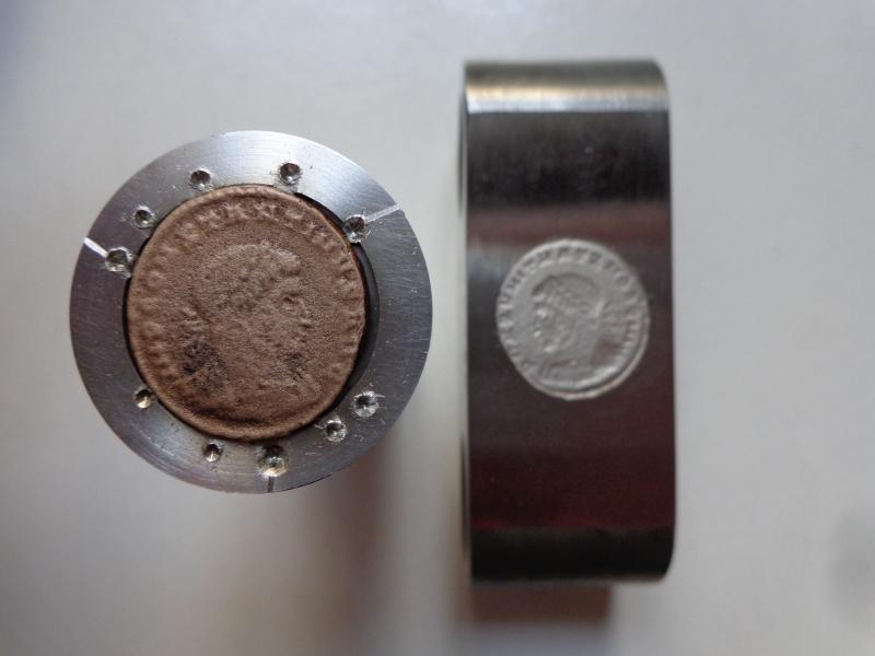 Mon projet : réaliser des reproductions de monnaies antiques - Page 3 Ee610