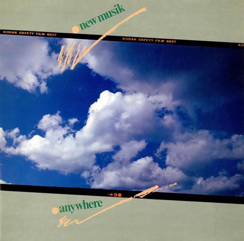 """Dedicato ai """"reduci"""" degli anni '80 e ... non solo! New Musik: Anywhere - 1981 27820010"""