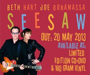 "Cover Me #1  Beth Hart & Joe Bonamassa ""Don't Explain"" (2011) 32612_10"