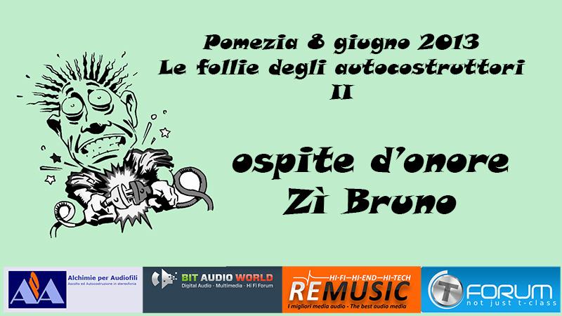 Pomezia  8 Giugno 2013: Le Follie Degli Autocostruttori 2, la vendetta! Prova511