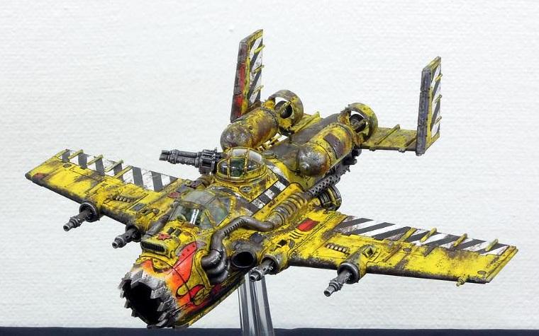 Un autre engin volant Ork 40827810