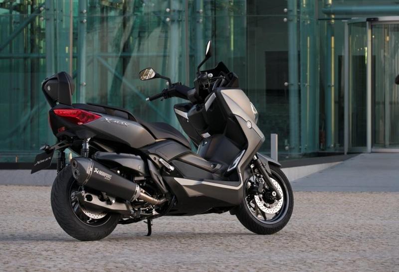 Yamaha X-max 400 Parte-11