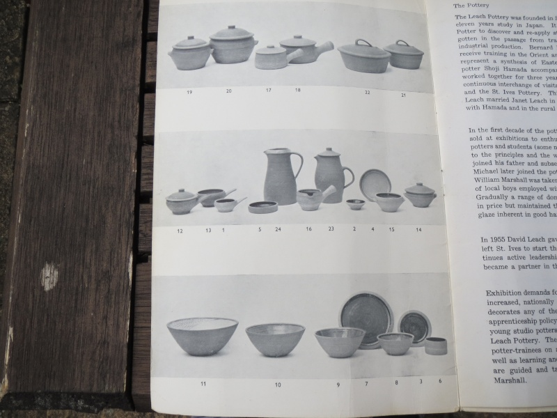The Leach Pottery. St Ives, Cornwall  - Page 3 00119