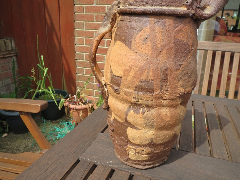 Peter Smith Bojewyan Pottery Cornwall. 02710