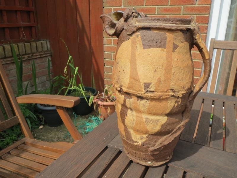 Peter Smith Bojewyan Pottery Cornwall. 02811