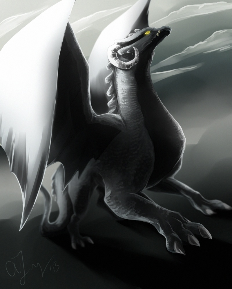 Indidige's Art Thread 4Ever - Page 7 Dragon10
