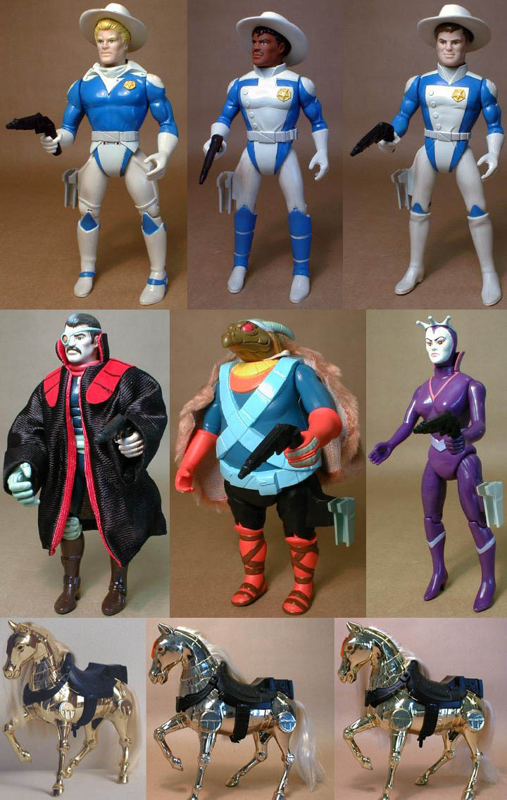 Galaxy Rangers ( Galoob ) 1986 Galaxy12