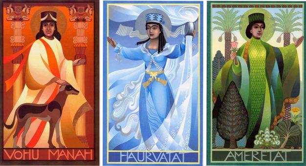 De Zoroastre au platonisme Amesha11