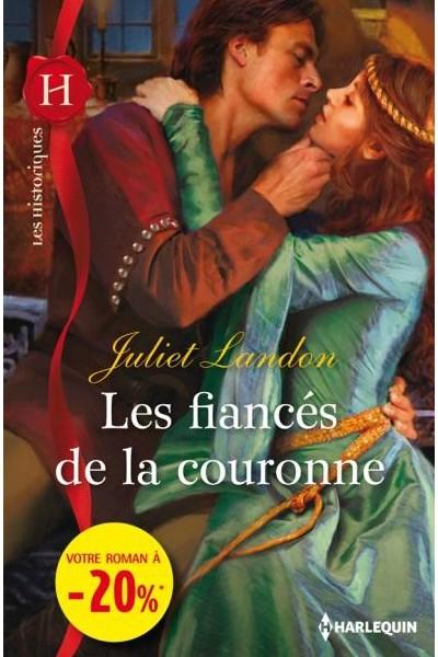 Les fiancés de la couronne de Juliet Landon Cour10
