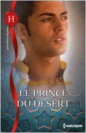 Princes du Désert - Tome 3 : Le prince du désert de Marguerite Kaye Sans_t19