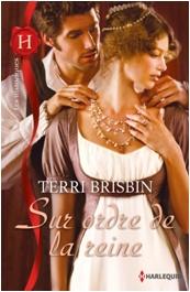 Sur ordre de la reine de Terry Brisbin Sans_t21