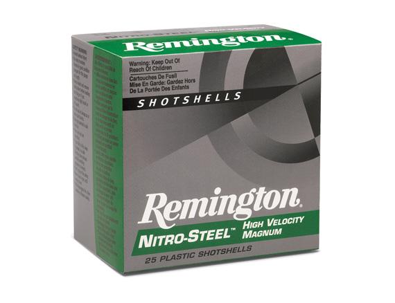 Achat groupé de remington nitro steel Nitros10