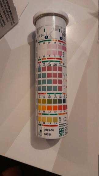 Utilisation de bandelette pour les nul svp 16323310