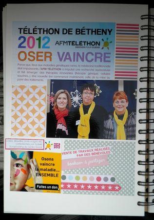 "*FAMILY DIARY 2012"" de Ckarine * MAJ 29/09/13  311"