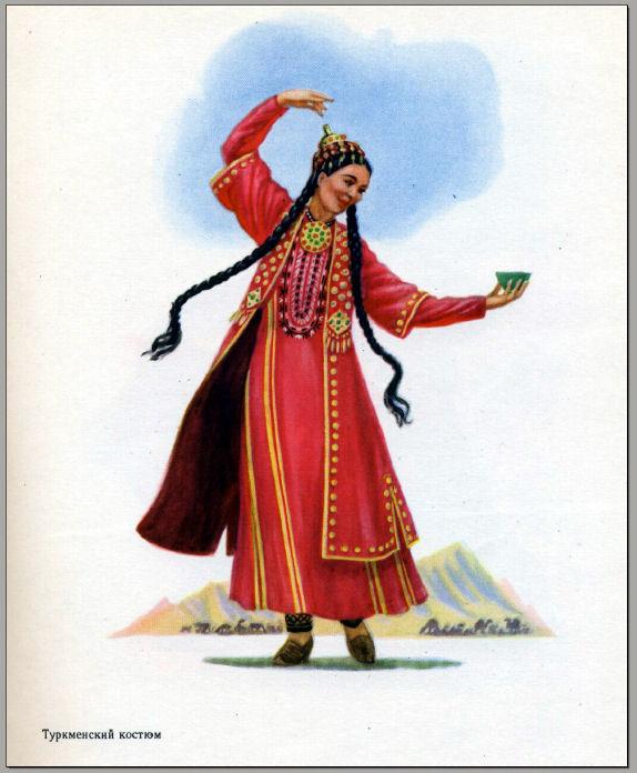 Türkmənlər / Туркмены - Page 6 Image112