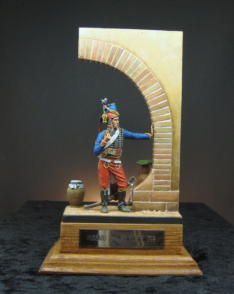 Hussard d'après K. Rocco 45r10