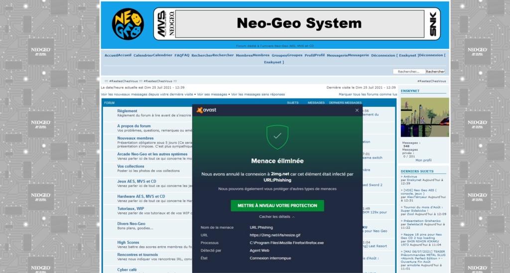 Antivirus  Neogeo10