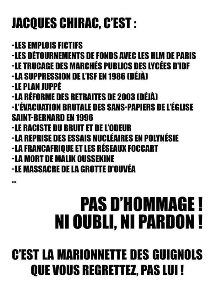 Chiraquie, les rejetons sont chez Macron  Chirac10