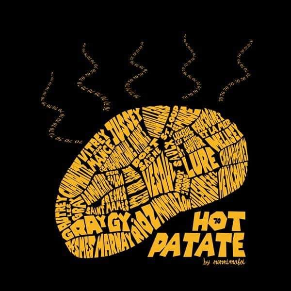 """HAUTE SAONE> LETTRE D'AMOUR PAS """"COMMUNES"""" Hot_pa10"""