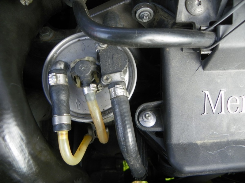 Mercedes vito 108 cdi an 2003 probleme injection for Garage mercedes maubeuge