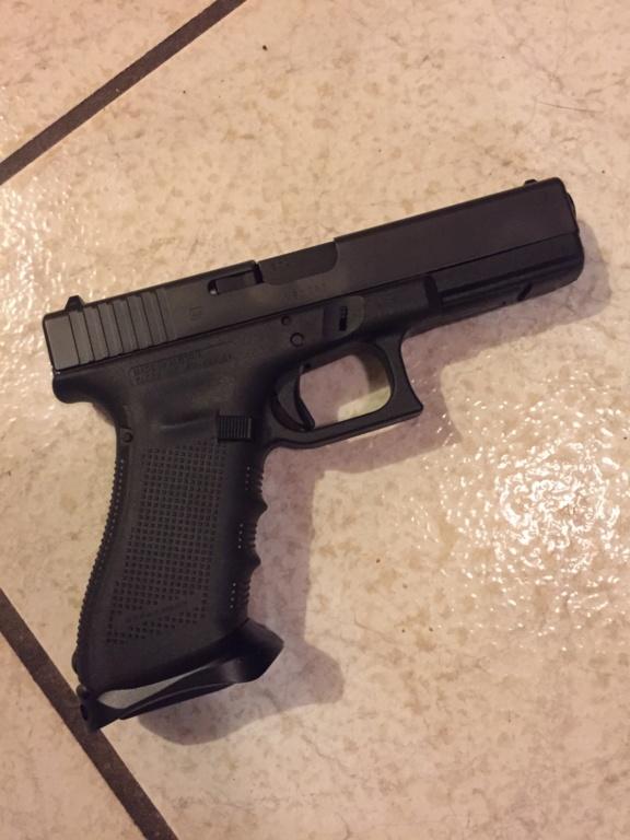 Magwell de wish Glock 17 1b8e8b10