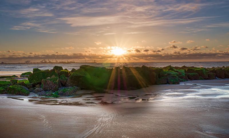 coucher de soleil  P1080911