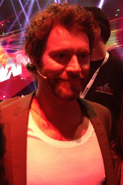 Howard, juge dans Got to dance 2013 en Allemagne 115