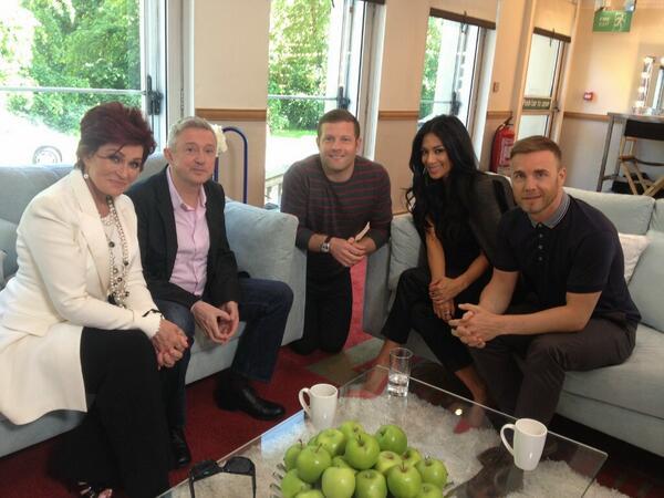 Gary : The X Factor UK 2013 118