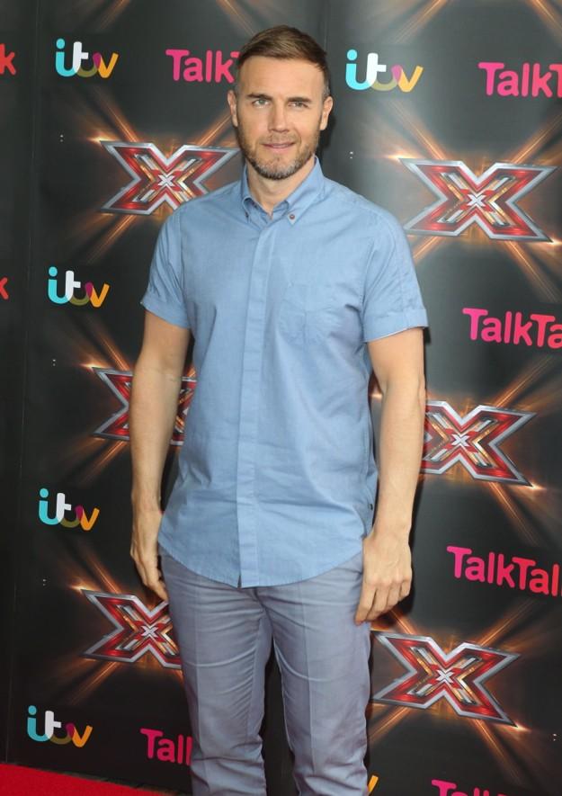 Gary : The X Factor UK 2013 126
