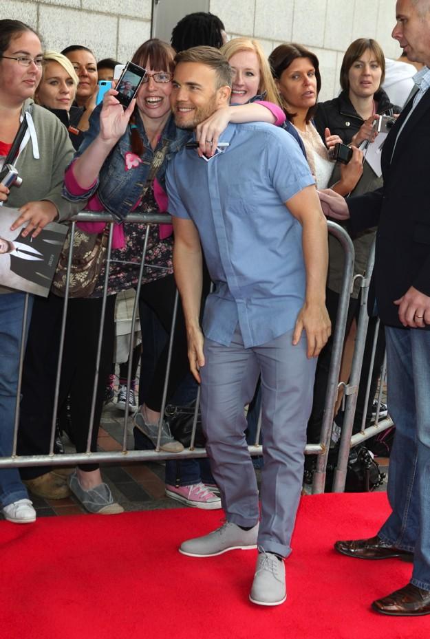 Gary : The X Factor UK 2013 215