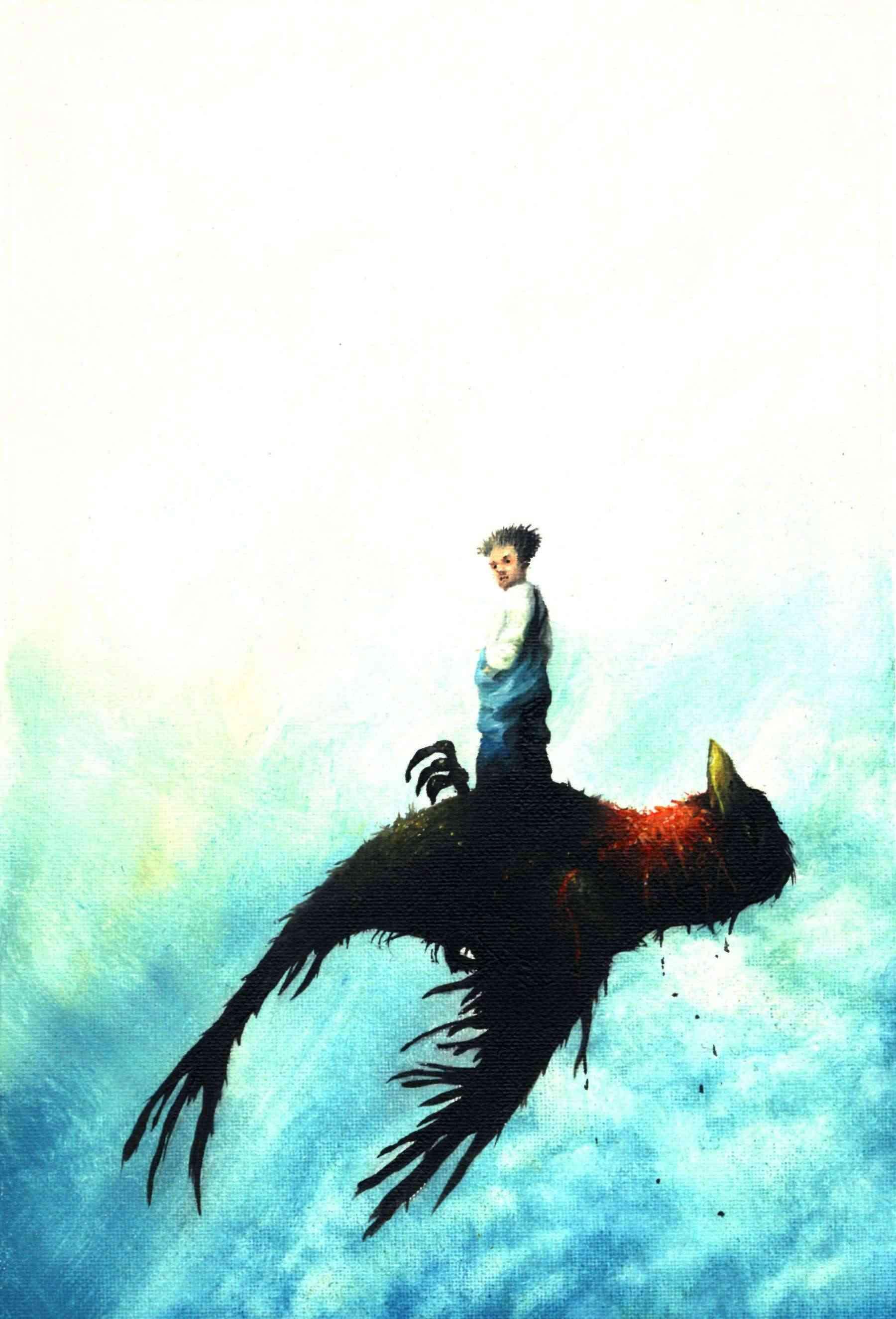 """un recueil de nouvelles: «l'Oiseau de Malheur"""" Couver10"""