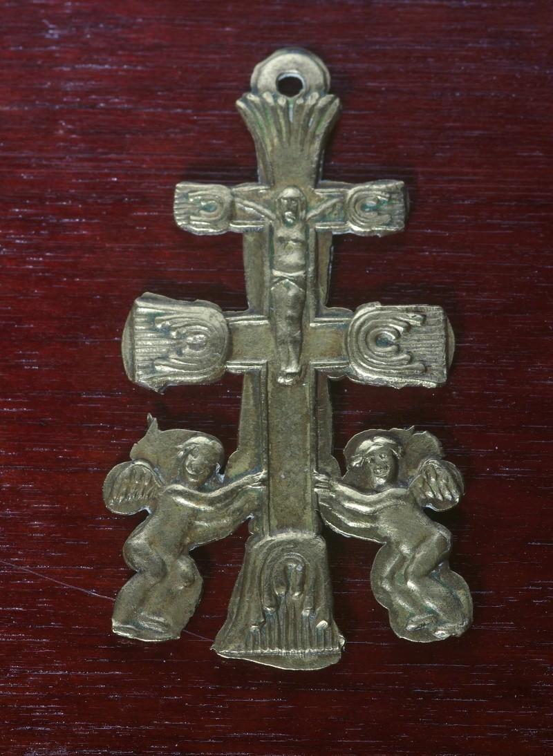 Croix de Caravaca / Espagne - ré-édition sans doute récente Carava10