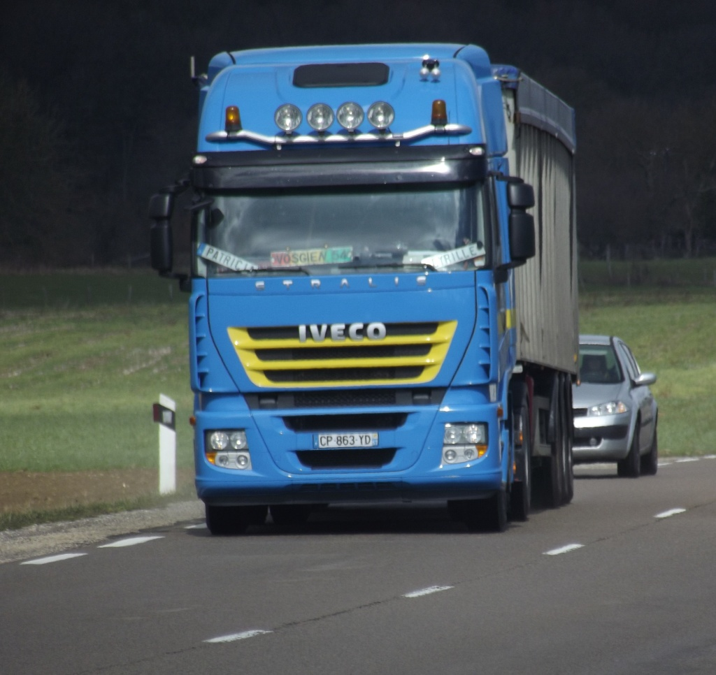 Iveco Stralis  - Page 5 Photo101