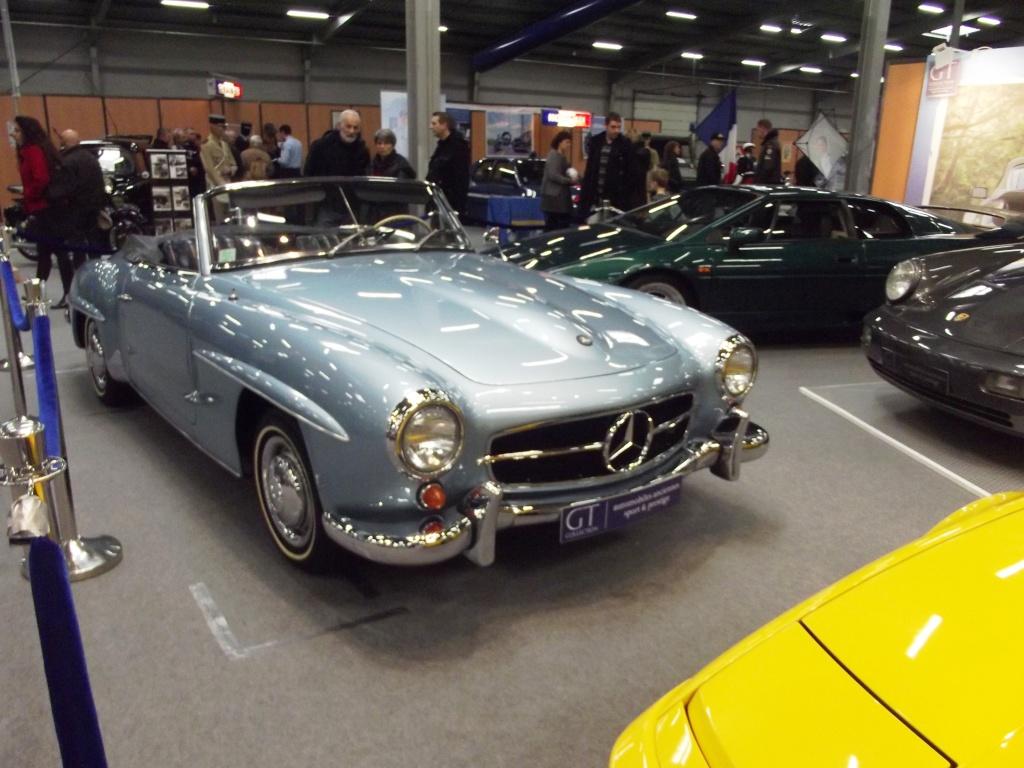 Mercedes 190 SL (construite de 1954 à 1963 ) Photo334