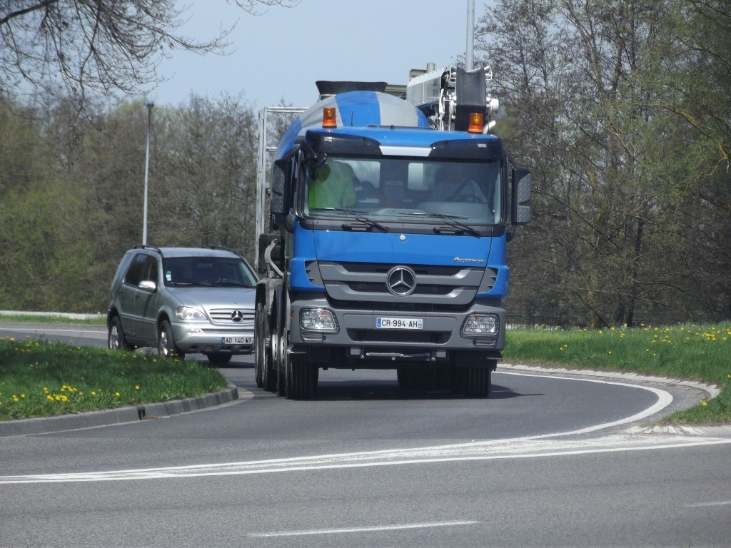 Mercedes Actros MP 1,2 et 3 - Page 6 Photo443