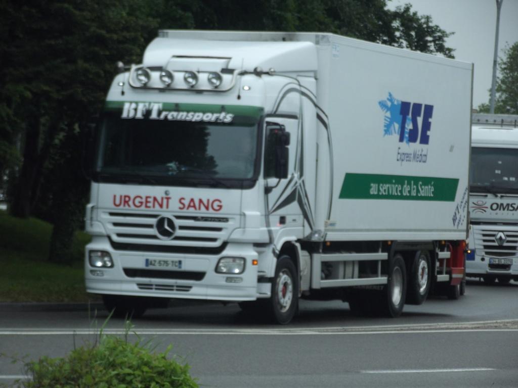 BFT (Billaud Folleas Transports) (Lyon) (69) Photo738