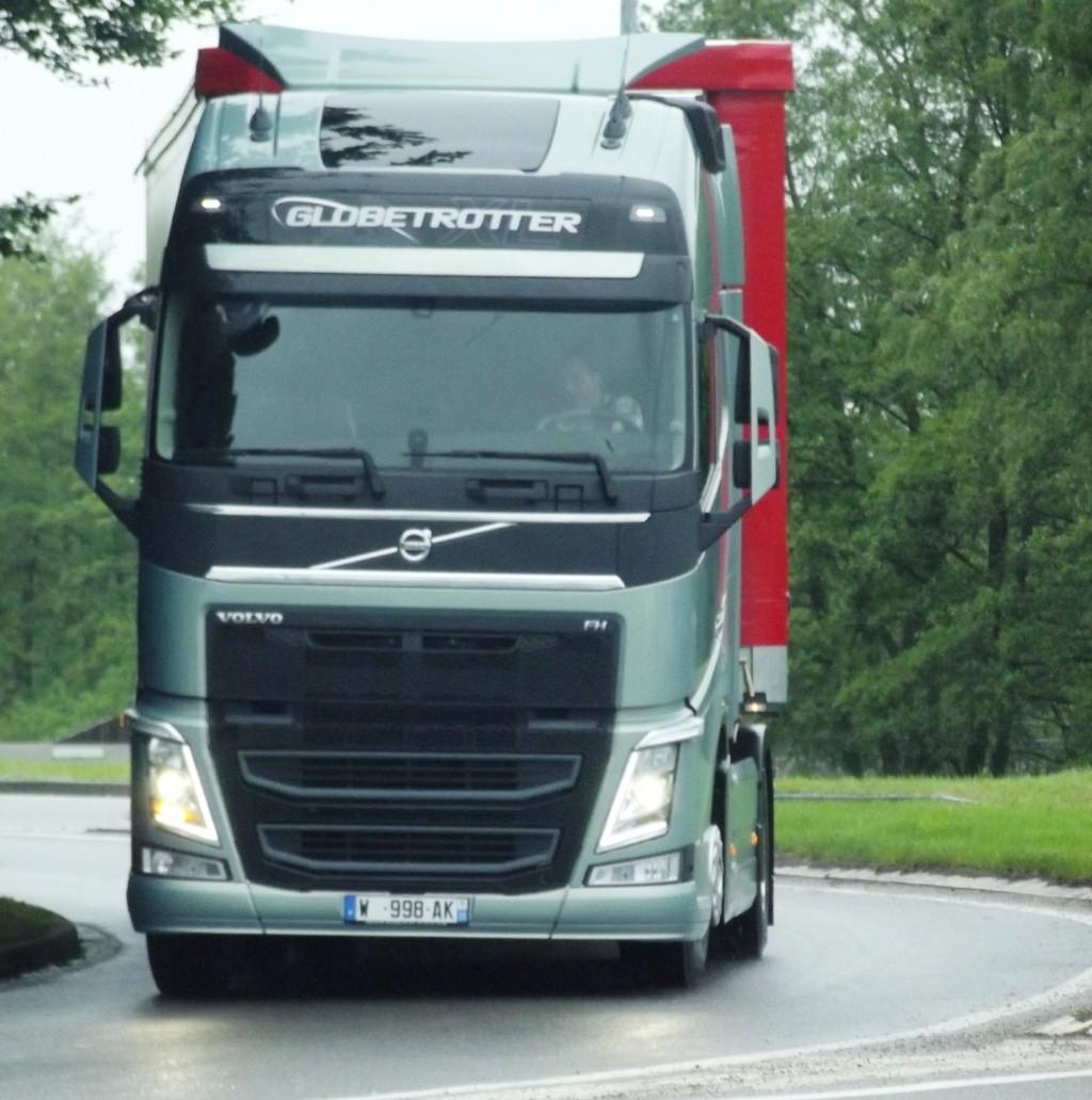 Volvo FH4 (euro 6) - Page 2 Photo755