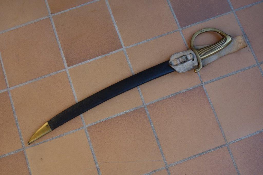 Briquet Modele 16 de Juillet 1814 Dsc02940