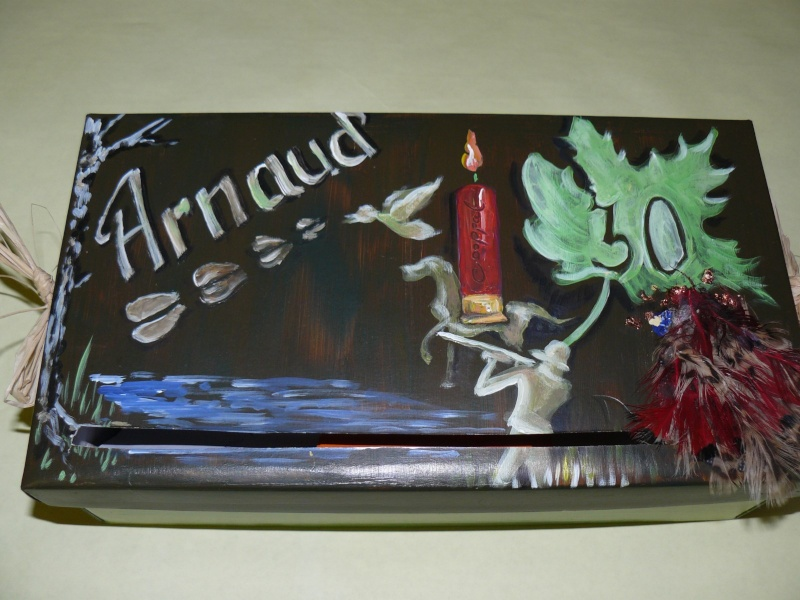 fiesta chez les normands pour l anniversaire surprise de arnaud  P1100915
