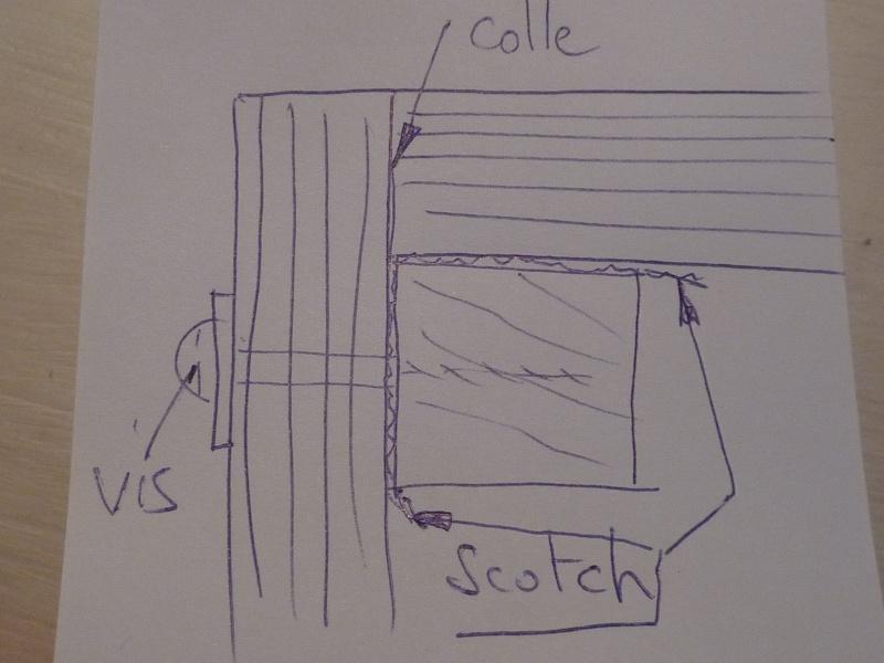 [Questions] fabriquer une servante à tiroirs en bois  - Page 2 P1050422