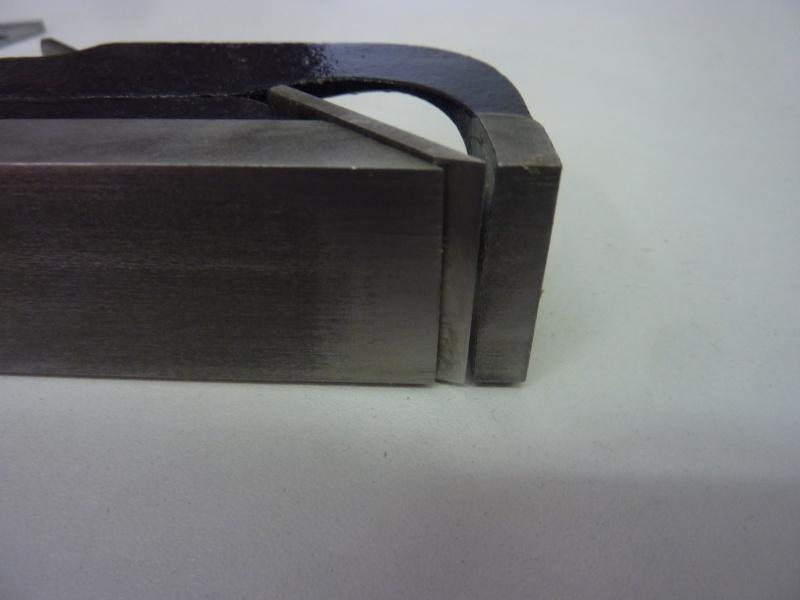 [Rabot]Vintage Stanley Bull Nose P1050445