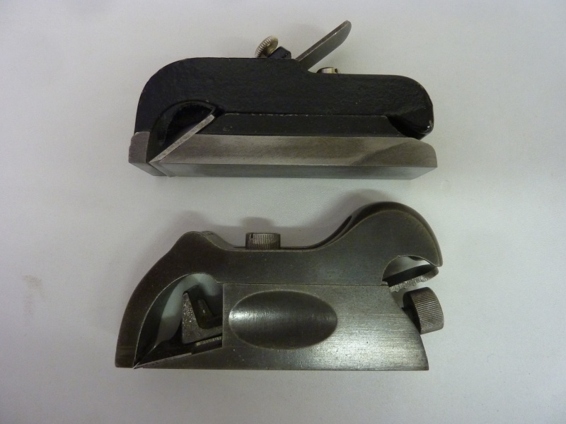 [Rabot]Vintage Stanley Bull Nose P1050446