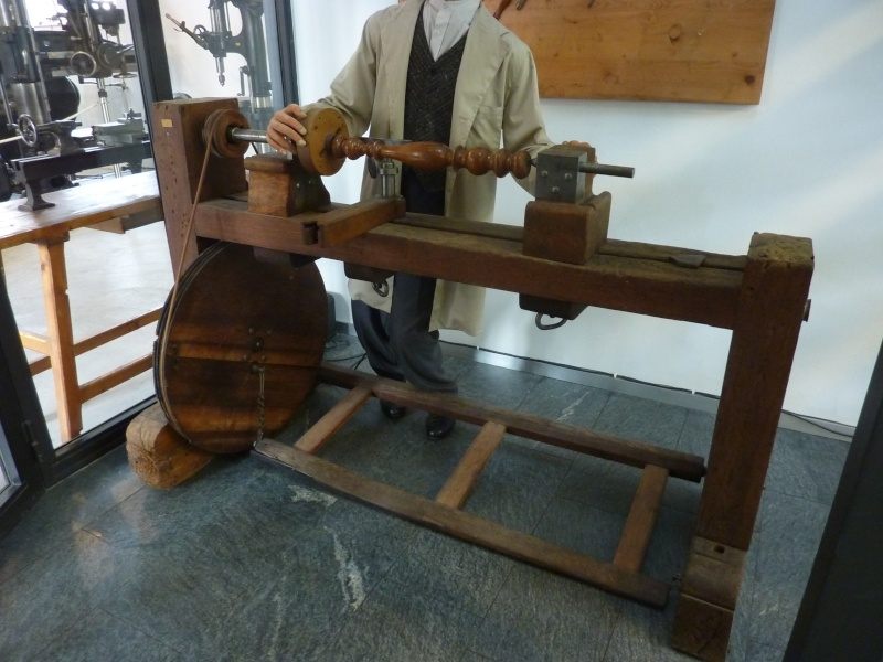 Un musée exceptionnel, le Musée de machines anciennes Muller P1050449