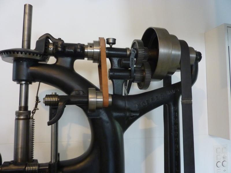 Un musée exceptionnel, le Musée de machines anciennes Muller P1050455