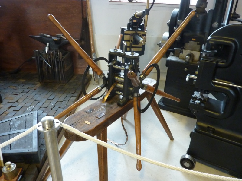 Un musée exceptionnel, le Musée de machines anciennes Muller P1050456