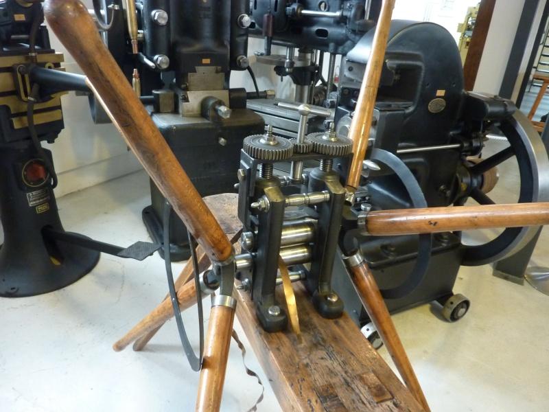 Un musée exceptionnel, le Musée de machines anciennes Muller P1050457