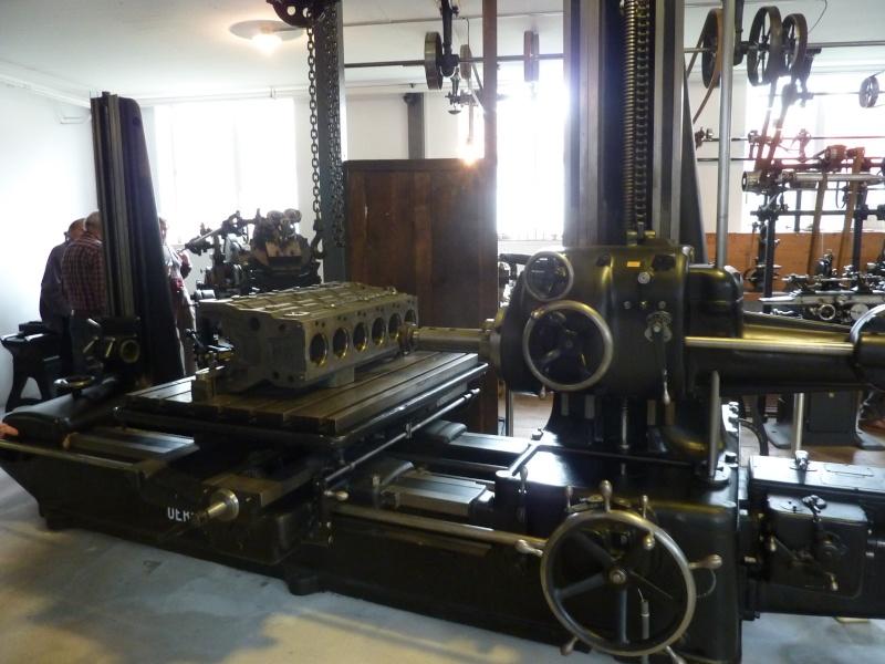 Un musée exceptionnel, le Musée de machines anciennes Muller P1050464