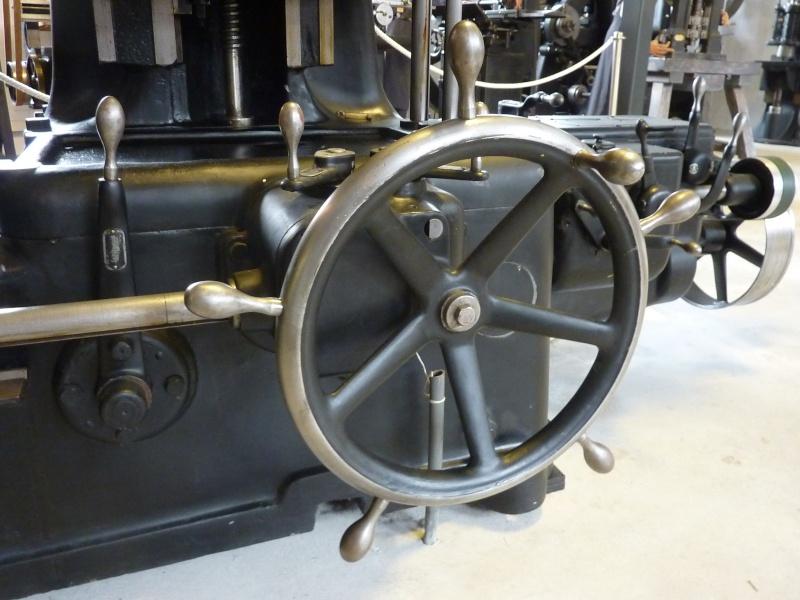 Un musée exceptionnel, le Musée de machines anciennes Muller P1050466