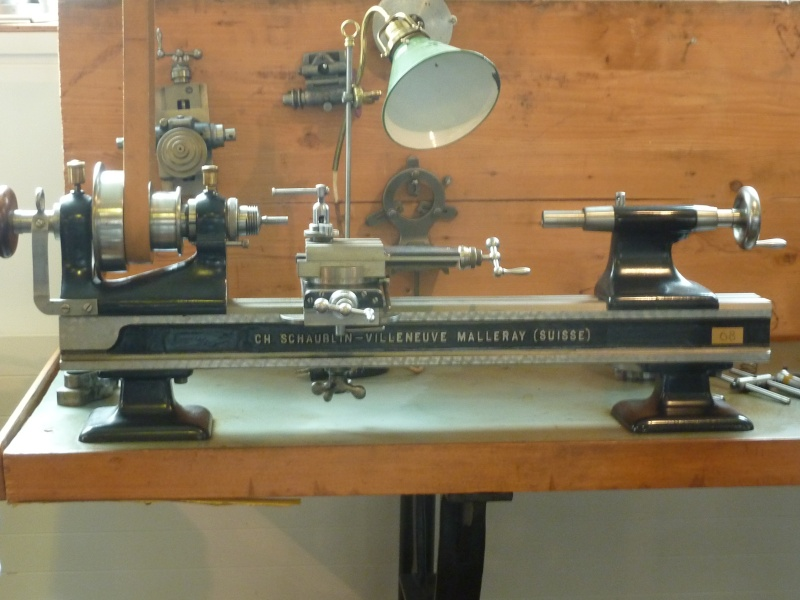 Un musée exceptionnel, le Musée de machines anciennes Muller P1050467